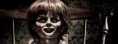"""""""Annabelle"""" te espera sentada en el nuevo p�ster de la pel�cula"""