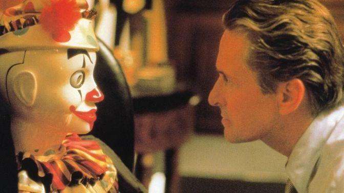 Efem�rides Cin�filas: Un 20 de octubre de 1996 Nicholas Van Orton cumpli� 48 a�os