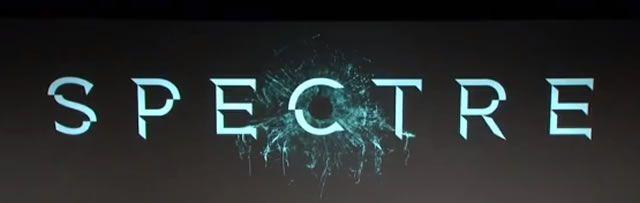 """""""SPECTRA"""" es el t�tulo de la nueva pel�cula de James Bond"""