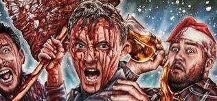 Galer�a: 40 posters de pel�culas de terror navide�as