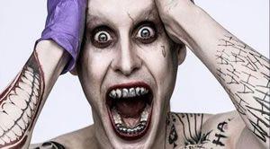 """Primera imagen oficial de Jared Leto como Joker en """"Escuadr�n Suicida"""""""