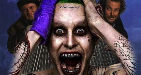 Los memes de Jared Leto como Joker ya est�n aqu�