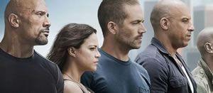 """""""Fast & Furious 7"""" ya es la quinta pel�cula m�s taquillera de la historia"""