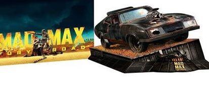 """Disponible para reserva la edici�n coleccionista de """"Mad Max: Furia en la Carretera"""""""