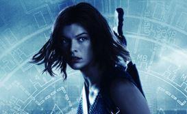 "Otra imagen m�s de Milla Jovovich en el rodaje de ""Resident Evil: The Final Chapter"""