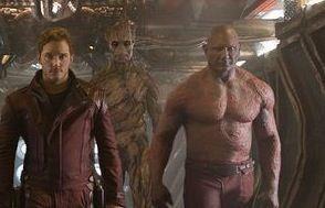 """""""Guardianes de la Galaxia 2"""": Brutal imagen conceptual de la pel�cula"""