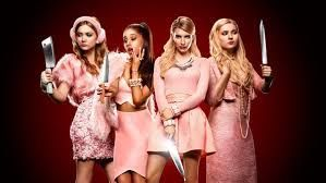 """Scream Queens"": P�sters de personajes de la 2� Temporada"