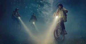 """Stranger Things"" ya es la tercera serie de Netflix m�s vista en USA"