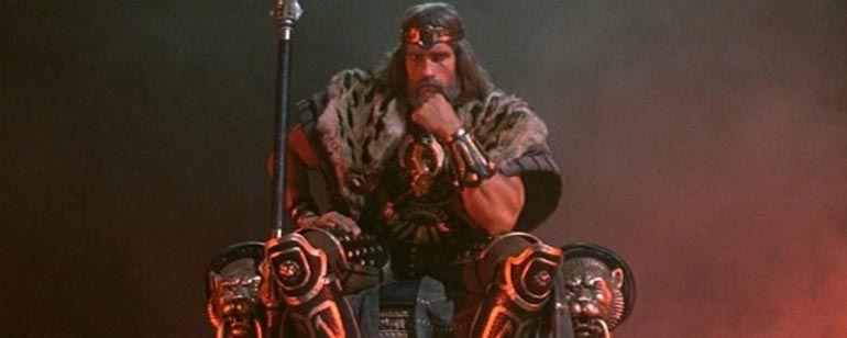 """Schwarzenegger ofrece nuevos detalles (y nuevo título) de """"The Legend of Conan"""""""