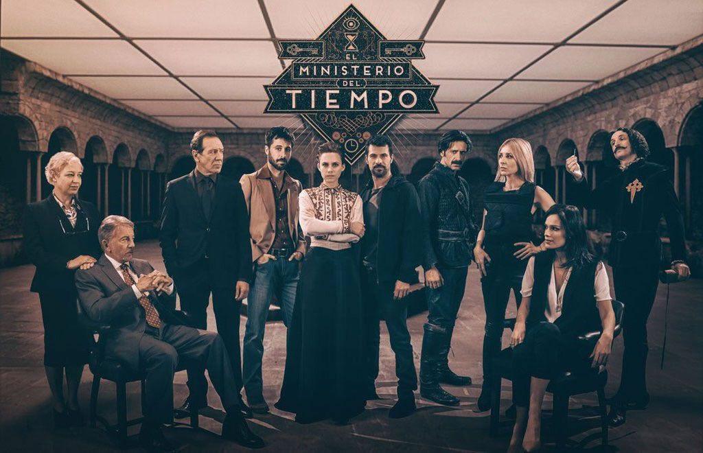 """""""El Ministerio del Tiempo"""": Póster y fecha de estreno de la 2ª Temporada"""