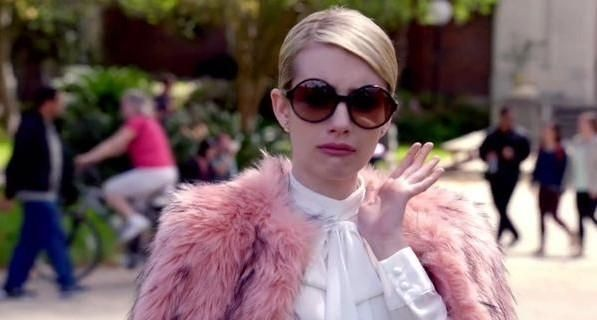"""Scream Queens"": Chanel Oberlin regresará en la 2ª Temporada"