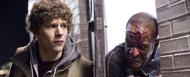 "Jesse Eisenberg confirma que se trabaja en ""Zombieland 2"""