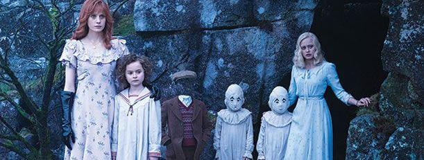 """Primeras imágenes de """"Miss Peregrine´s Home For Peculiar Children"""", lo nuevo de Tim Burton"""
