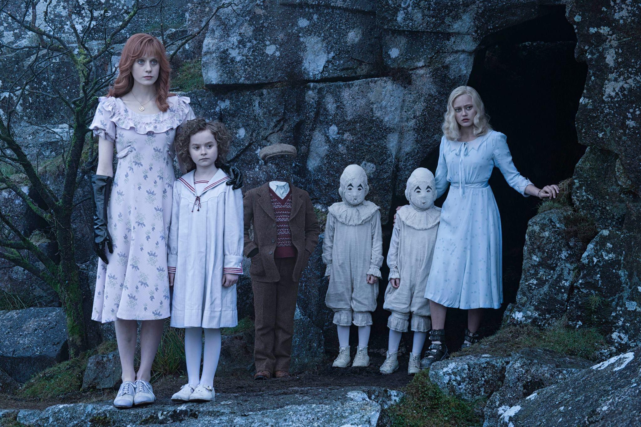 """Trailer de """"El hogar de Miss Peregrine para niños peculiares"""", lo nuevo de Tim Burton"""