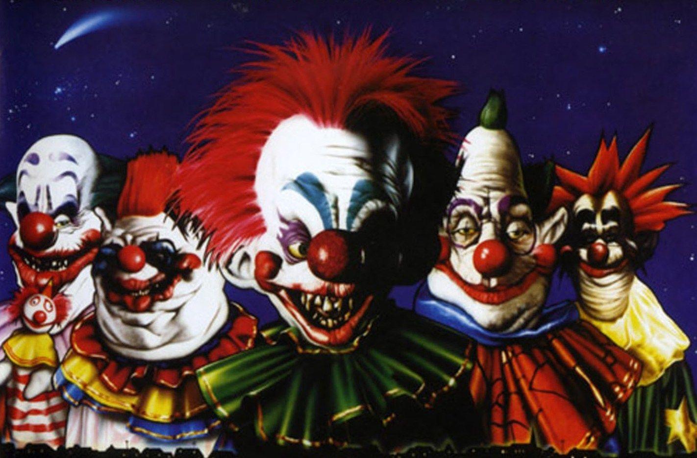 """¿Preparan una adaptación televisiva de """"Killer Klowns From Outer Space""""?"""