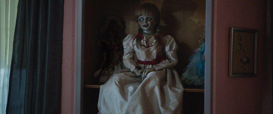 """Fecha de estreno de """"Annabelle 2"""""""