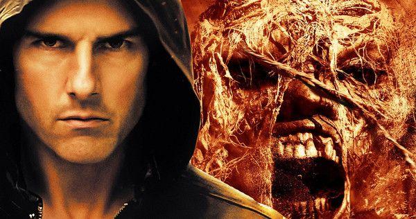 """Primeras imágenes de Tom Cruise en el rodaje de """"La Momia"""""""