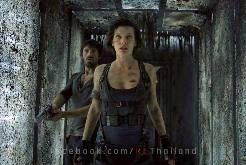 "Resident Evil The Final Chapter 24: Se Filtran Imágenes Del Trailer De ""Resident Evil: The"