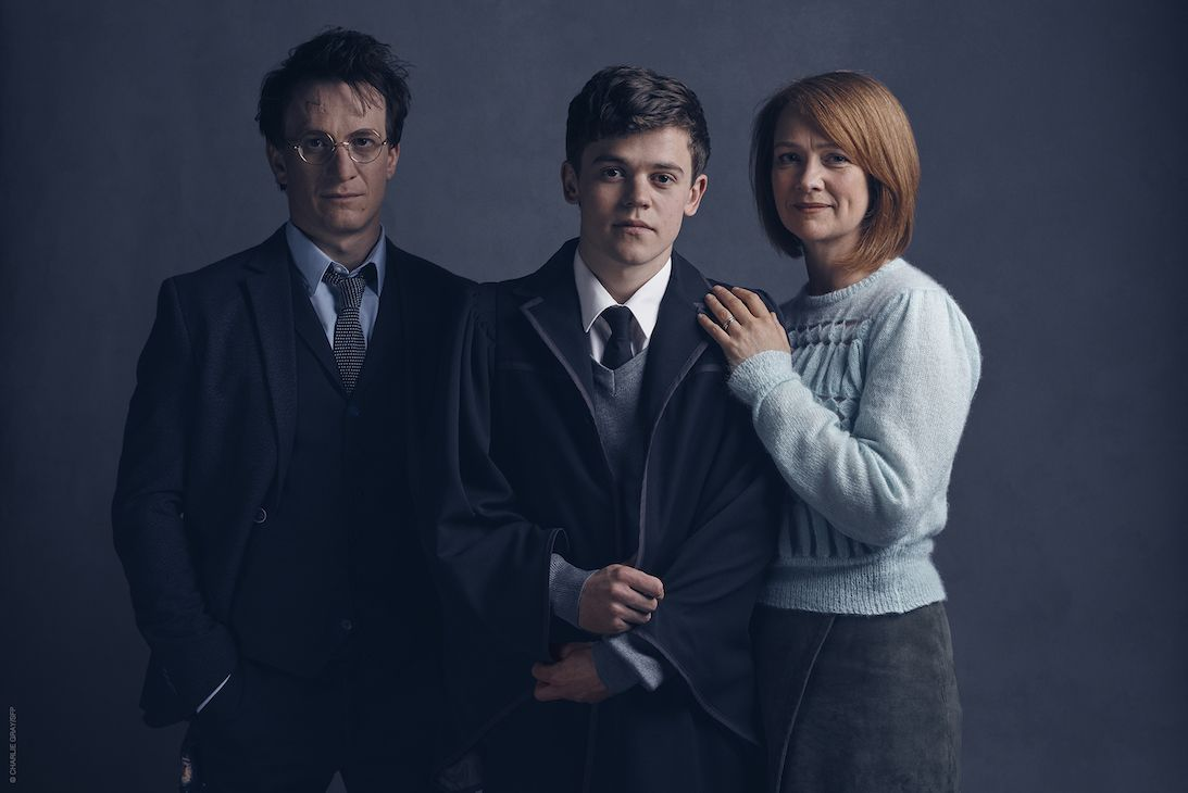 "Imágenes del reparto de ""Harry Potter and the Cursed Child"""