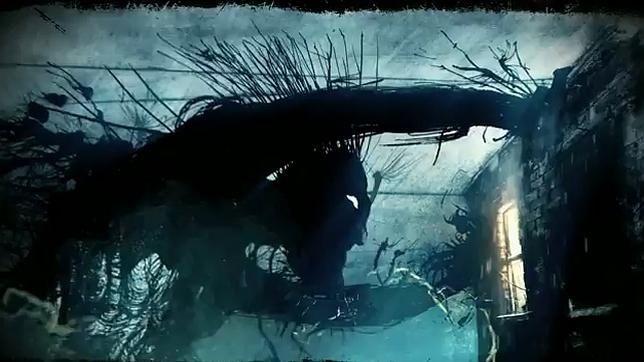 """Teaser Póster de """"Un Monstruo Viene a Verme"""", lo nuevo de Juan Antonio Bayona"""
