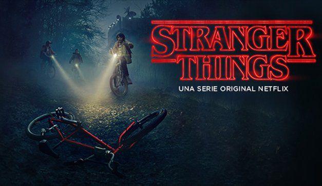 """""""Stranger Things"""": Ya está disponible la nueva serie de Netflix"""