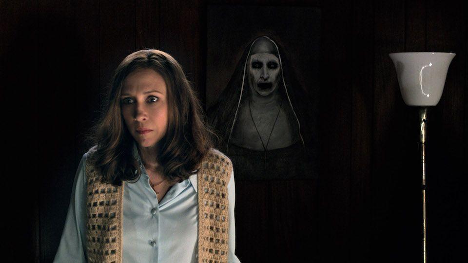 """""""Expediente Warren"""" ya es la tercera saga de terror más taquillera de la historia"""