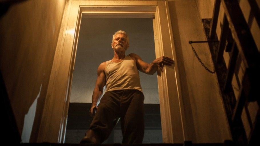 """""""No Respires"""": Una docena de nuevas imágenes de la película"""