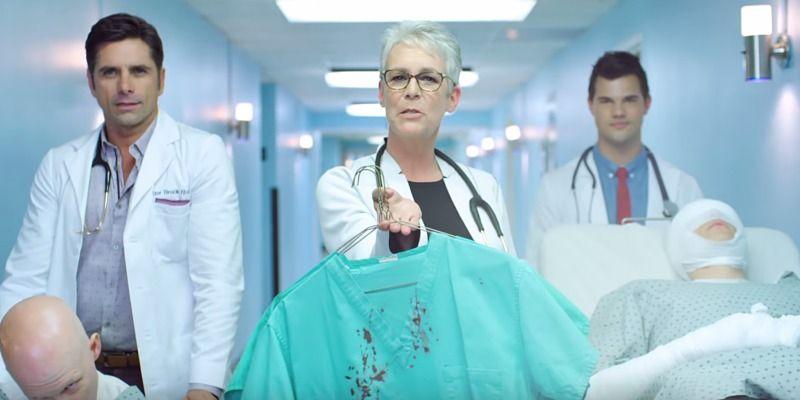 """""""Scream Queens"""": Nuevo tráiler de la segunda temporada de la serie"""