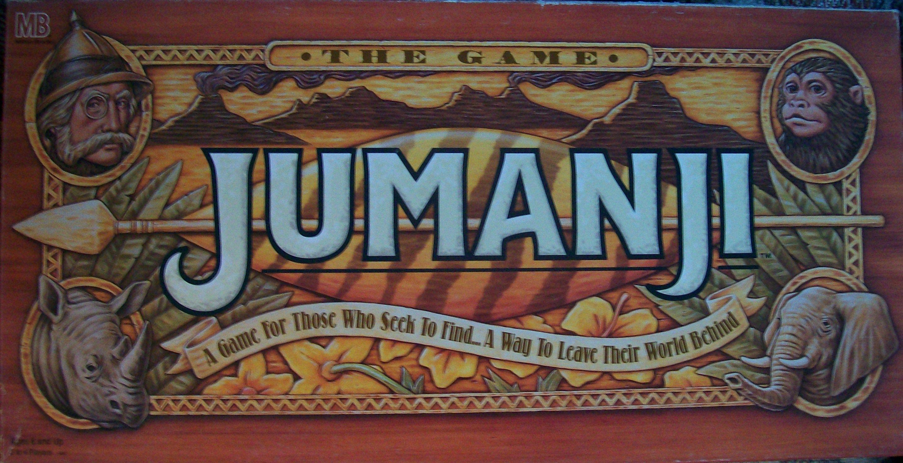 """Jumanji"": Nueva imagen oficial con Dwayne Johnson y Nick Jonas"
