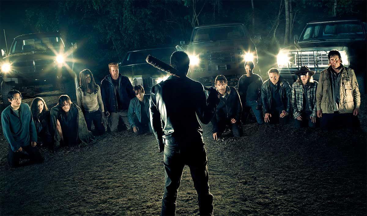 """""""The Walking Dead"""" ha sido renovada por una octava temporada"""