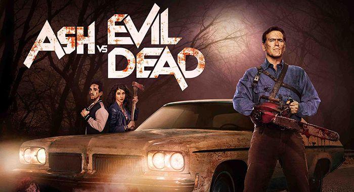 """""""Ash vs Evil Dead"""" se estrena hoy en España en el nuevo canal Dark TV"""
