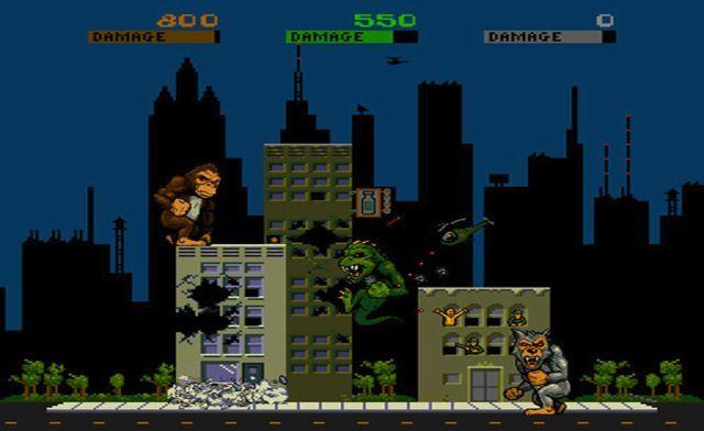 """""""Rampage"""": La adaptación del videojuego con Dwayne Johnson ya tiene fecha"""