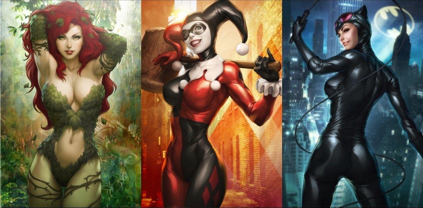 """Warner Bros anuncia """"Gotham City Sirens"""" con David Ayer en la dirección"""