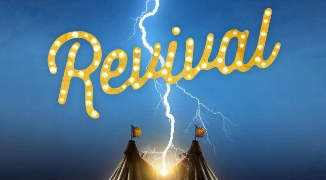 """""""Revival"""": Russell Crowe protagonizará la adaptación de la novela de Stephen King"""