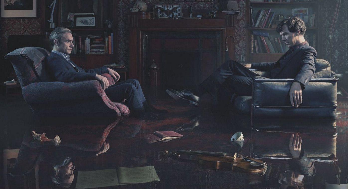 """Sherlock"": El primer episodio de la 4ªT ya disponible en Netflix"