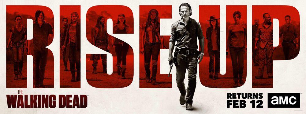 """""""The Walking Dead"""": Primera imagen de los nuevos episodios de la 7ª Temporada"""
