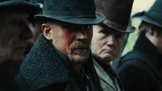 """Taboo"", la miniserie protagonizada por Tom Hardy, se estrena hoy en HBO"