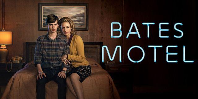 """""""Bates Motel"""": Norman en acción en el tráiler de la 5ª Temporada"""