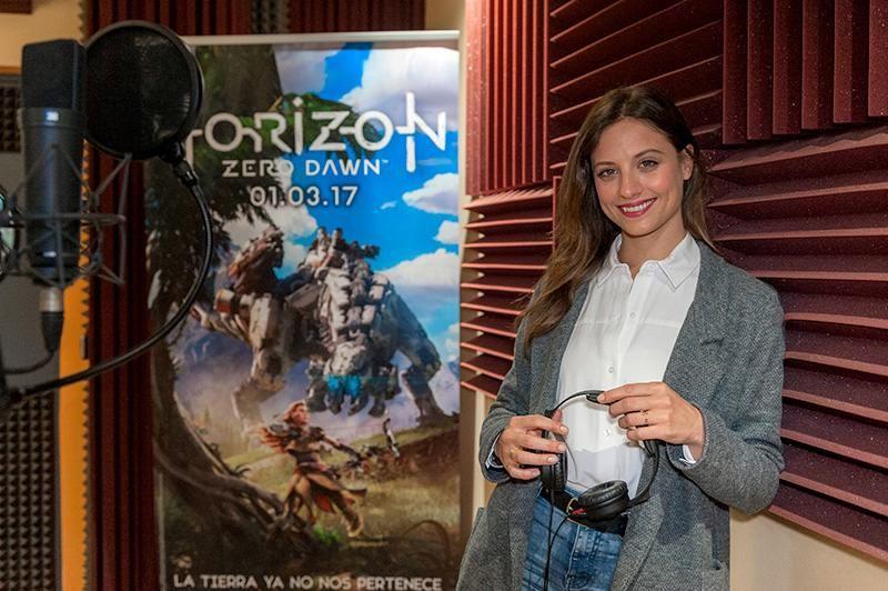 """Entrevista a Michelle Jenner quien doblará a la prota de """"Horizon: Zero Dawn"""""""