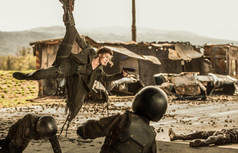 """""""Resident Evil: El Capítulo Final"""": Nuevo clip en español de la película"""