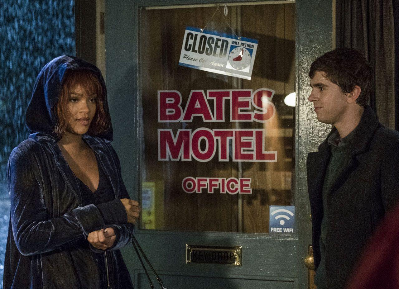 """""""Bates Motel"""": Tráiler de la 5ªT con Rihanna como Marion Crane"""