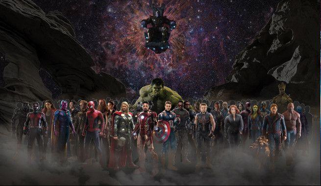 """Vengadores: Infinity War"": Primer vídeo oficial de la película"