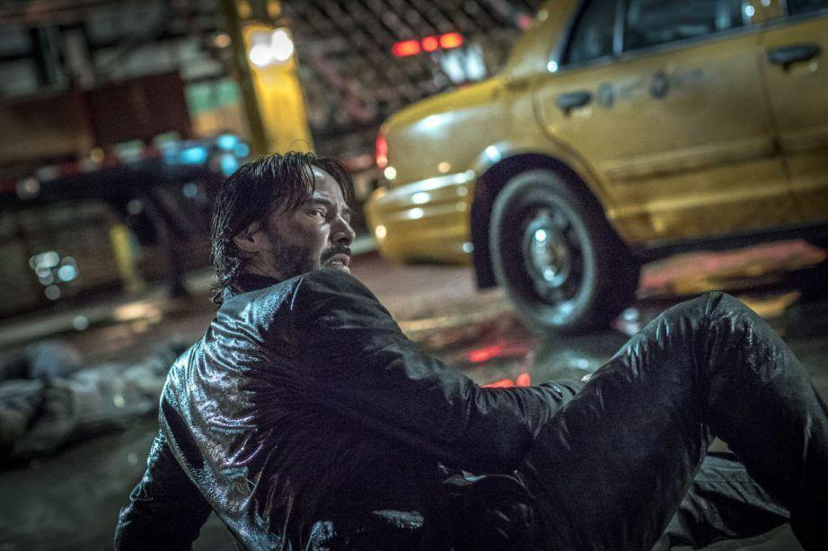 """""""John Wick 2"""" arrasa en su estreno americano pese a la competencia"""