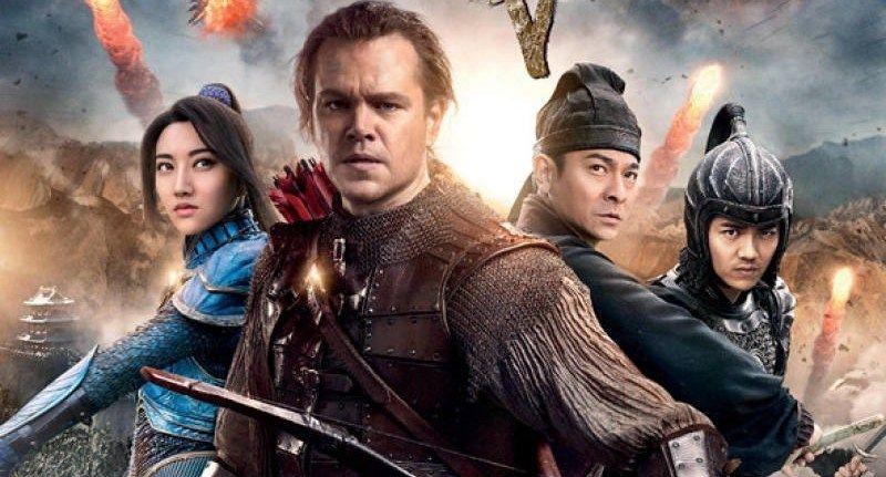 """""""La Gran Muralla"""": Clip exclusivo en español de la película"""
