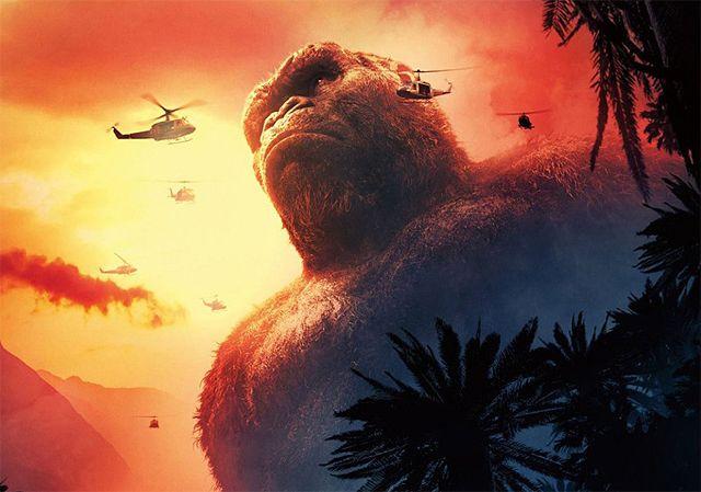 """""""Kong: La Isla Calavera"""": Un par de nuevos pósters de la película"""