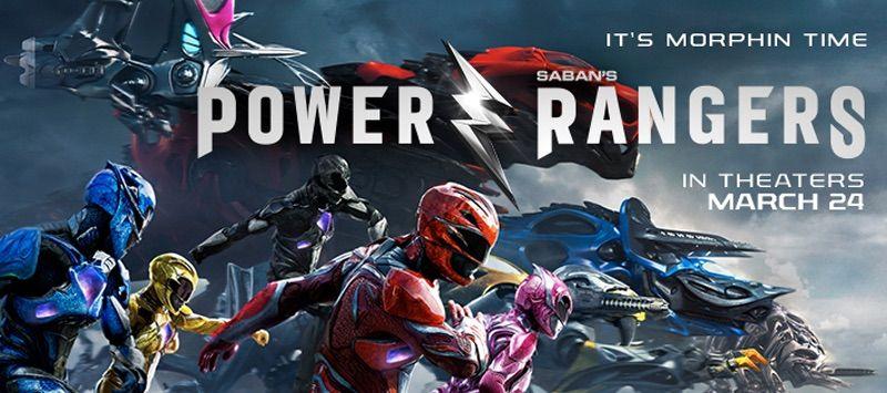 """""""Power Rangers"""": Cinco nuevos pósters de personajes ven la luz"""