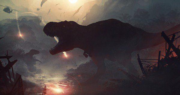 """""""Jurassic World 2"""": Primera imagen oficial de la película que está en marcha"""