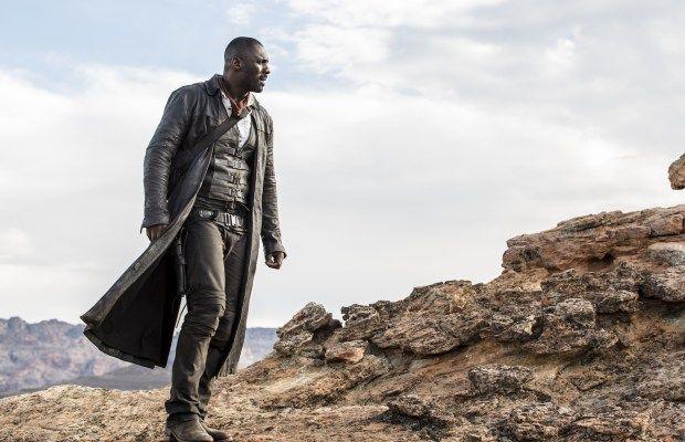 """""""La Torre Oscura"""": Póster oficial de la adaptación de la saga de Stephen King"""