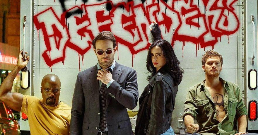 """""""The Defenders"""": El rodaje de la serie de Netflix ha llegado a su fin"""