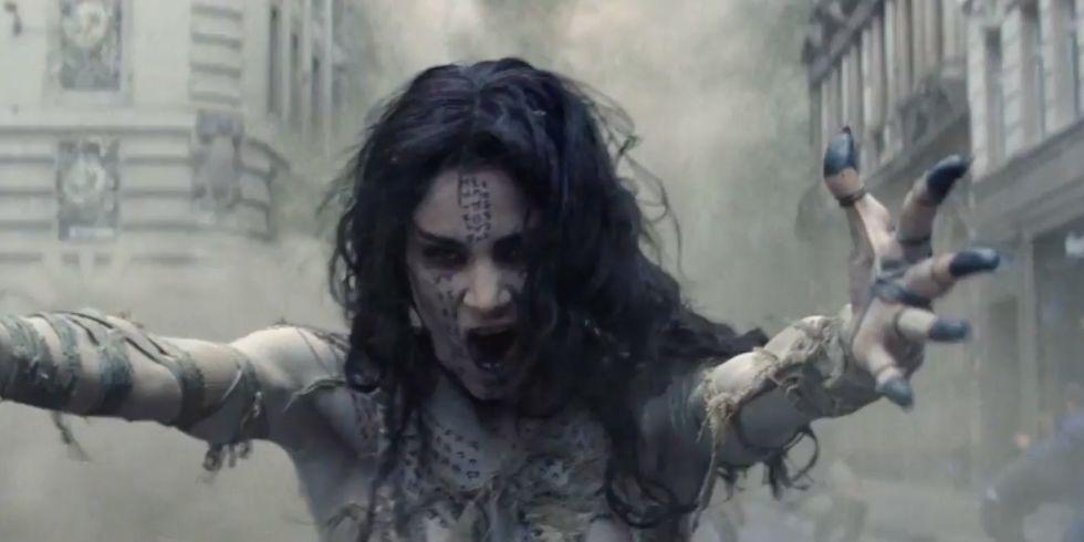 """""""La Momia"""": Nuevo vídeo del título protagonizado por Tom Cruise"""